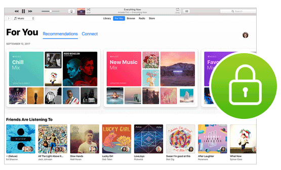 Enlever DRM d'Apple Music
