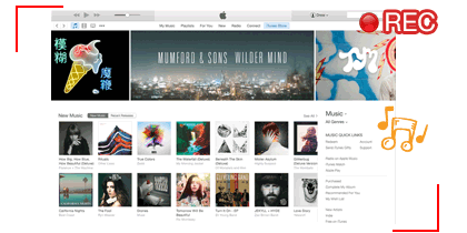Enregistrer Apple Music streams 100% sans perte de qualité
