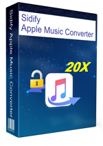 Buy Sidify Apple Music Converter pour Windows