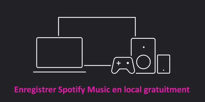 Enregistrer Spotify Music en local gratuitment